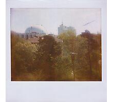 STHLM Globe Photographic Print