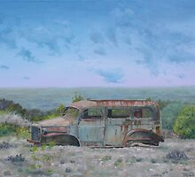 Out of Gas by Tim Roberts