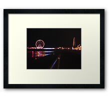 Blackpool Tower Framed Print