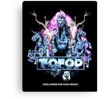 TOFOP/FOFOP - Cool Things Canvas Print
