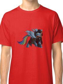 Rainbow Dash as Ezio Auditore Classic T-Shirt