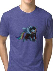 Rainbow Dash as Ezio Auditore Tri-blend T-Shirt