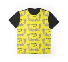 ASL What's Up? Graphic T-Shirt