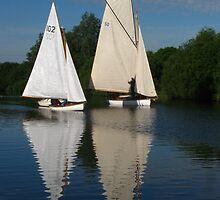 Boats Around East Anglia by wiggyofipswich
