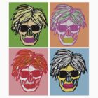 Warhol's skeleton by rlnielsen4