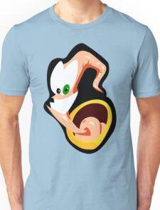 Earthworm Jim Stylized Vector Unisex T-Shirt