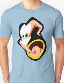 Earthworm Jim Stylized Vector T-Shirt