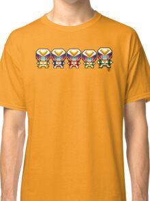 Mekkachibi Voltes Crew Classic T-Shirt