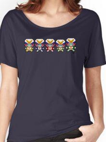 Mekkachibi Voltes Crew Women's Relaxed Fit T-Shirt