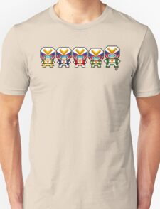 Mekkachibi Voltes Crew T-Shirt