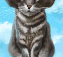 Charlie Critter Cartoon 2 Sticker