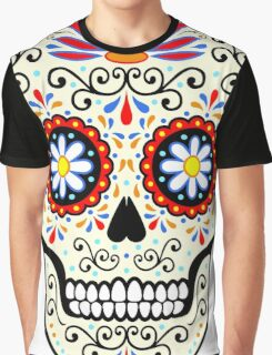 sugar skull Graphic T-Shirt