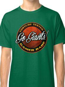 Giants Gamer Babe Classic T-Shirt