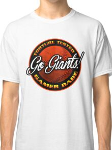 Giants Gamer Babe Classic T-Shirt