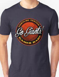 Giants Gamer Babe T-Shirt