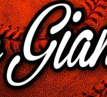 Giants Gamer Babe Sticker