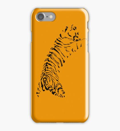 Save the Tigers iPhone Case/Skin