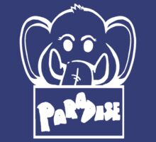 Paradise Elephant (White) - Coldplay by FabFari
