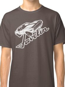 2nd generation AMC Javelin illustration and script Classic T-Shirt