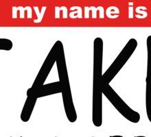 Jake from State Farm Sticker