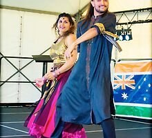Indian Festival Perth 1 by Andrew  Makowiecki