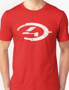 Halo 4 - Distressed Logo T-Shirt