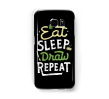 Repeated Samsung Galaxy Case/Skin