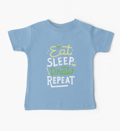 Repeated Baby Tee