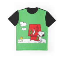 snoopychristmas Graphic T-Shirt