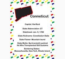 Connecticut Information Educational Unisex T-Shirt