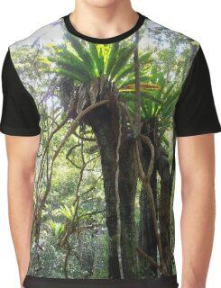 Rainforest, Minnamurra Falls, Illawarra, Australia. Graphic T-Shirt
