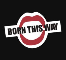 Born This Way Lips by LewisGaga
