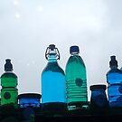 Bottles by impossiblesong