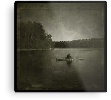 """""""Silence and solitude, the soul's best friends."""" ~Henry Wadsworth Longfellow Metal Print"""