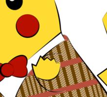 Pikachwho Sticker