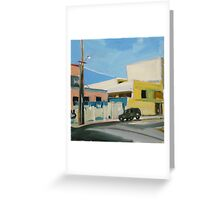 20th and Florida Greeting Card