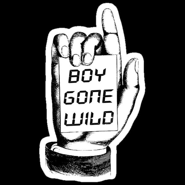 Boy Gone Wild Vintage T-Shirt by Denis Marsili