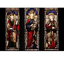 Lady Chapel Window Photographic Print