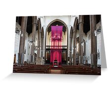 St Alban's Maundy Thursday Greeting Card