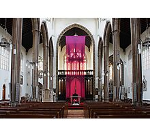 St Alban's Maundy Thursday Photographic Print