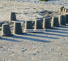 Sand Cups by Michiale