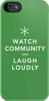 Watch Community & Laugh Loudly by DesignSyndicate