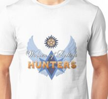 Supernatural Women of Letters - Hunters Unisex T-Shirt