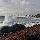 June Seas 2012 - 1 by Lianne Wooster