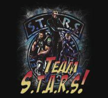 TEAM STARS! MVC3 edition! Albert, WESKER, Jill VALENTINE  and Chris REDFIELD by Tvrs01001