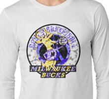 BUCKS WHITE Long Sleeve T-Shirt