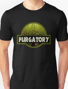 Supernatural Purgatory Adventure Park Green T-Shirt