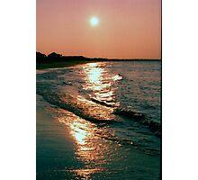 Streaming Sunlight Photographic Print