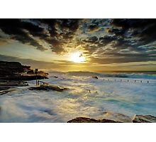 Fury at Maroubra Photographic Print