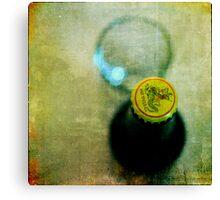 Ethiopian beer  Canvas Print
